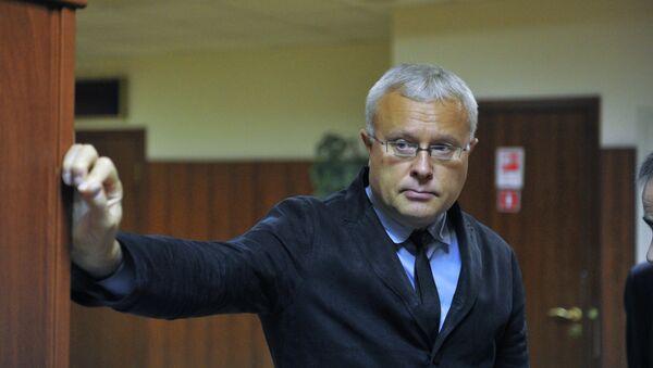 Банкир Александр Лебедев, архивное фото