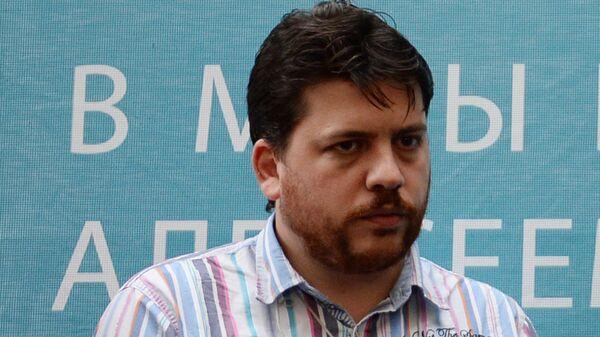 Леонид Волков. Архивное фото
