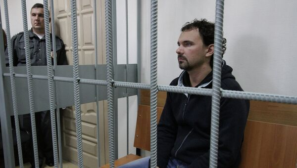 Заседание суда по делу Дмитрия Лошагина. Архивное фото