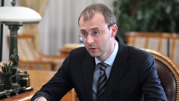 Губернатор Чукотки Роман Копин