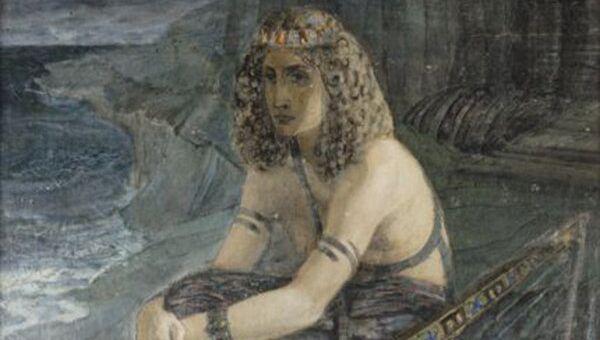 Кузьма Петров-Водкин. Орфей. Середина 1900-х годов