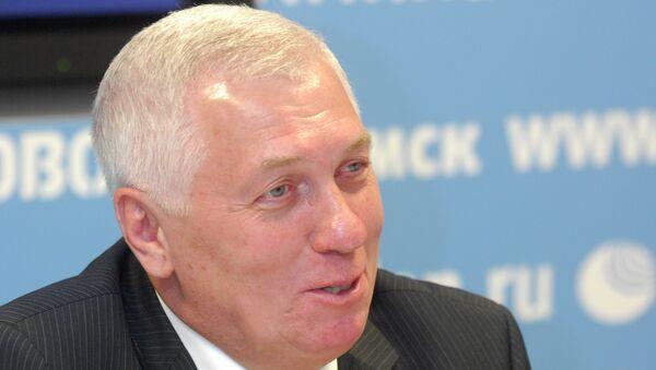 Ректор Томского политехнического университета Петр Чубик, архивное фото