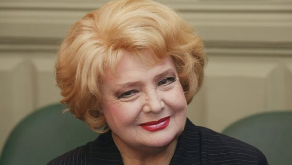 Татьяна Доронина. Архив
