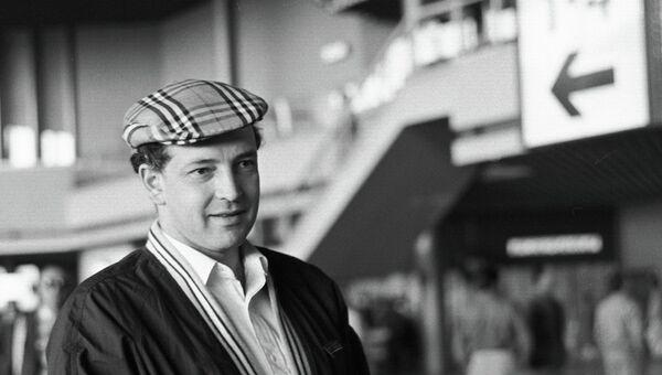 Народный депутат РСФСР Артем Тарасов. Архивное фото