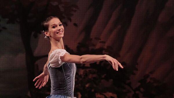 Солистка Американского балетного театра Полина Семионова, архивное фото