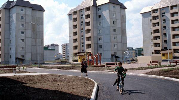 Военный городок, архивное фото