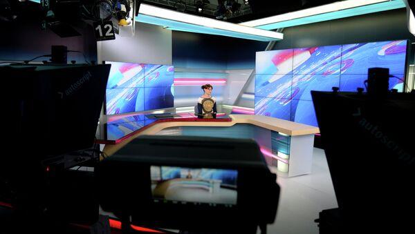 Общественное телевидение России. Архивное фото