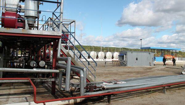 Нелегальный нефтезавод накрыли сотрудники ФСБ в Приамурье