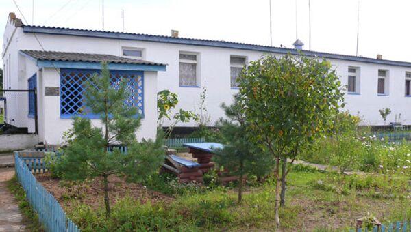 Исправительная колония №9 в Новгородской области, архивное фото