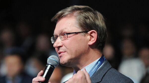 Владимир Рыжков на заседании дискуссионного клуба Валдай