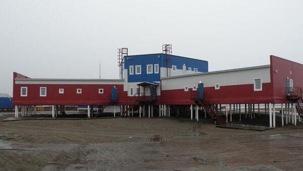 На острове Самойловский открыта новая научно-исследовательская станция
