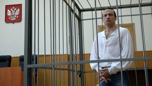 Судебное заседание по делу Ильи Фарбера