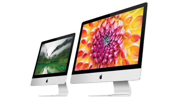 Компьютеры Apple iMac, архивное фото