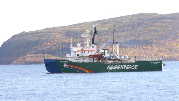 Ситуация с акцией Greenpeace на Приразломной: позиция активистов и СК РФ
