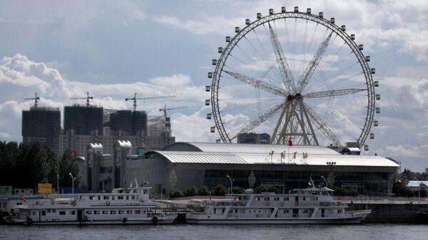 Города мира. Хэйхэ. Архивное фото