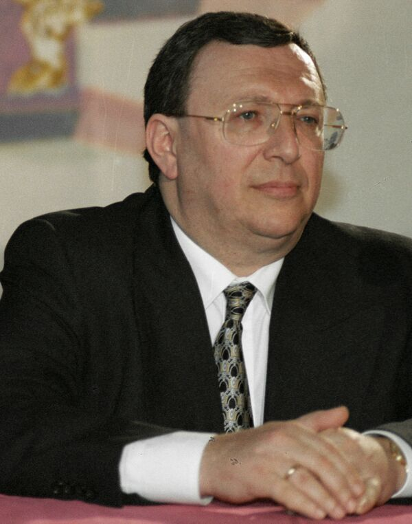 Владимир Гусинский
