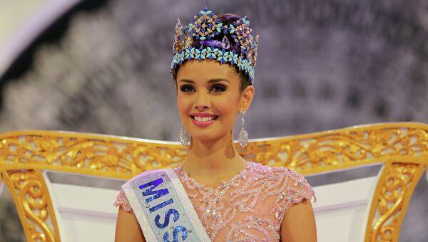 Победительница конкурса красоты Мисс Мира 2013 представительница Филиппин Меган Янг