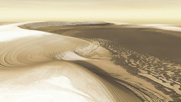 Марс, архивное фото