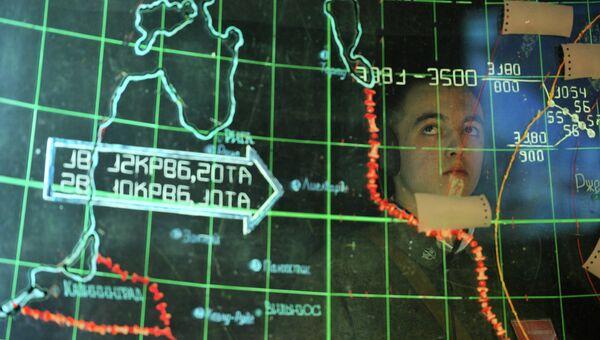 Боевое дежурство ЗРК С-400 Триумф в Московской области. Архивное фото