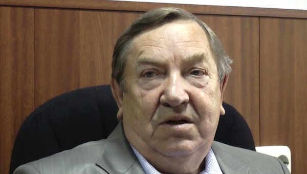 Иван Индинок, экс-мэр Новосибирска, архивное фото