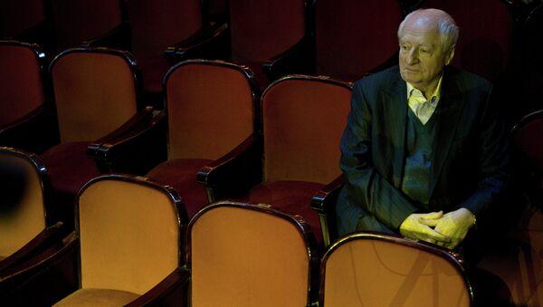 Художественный руководитель Театра Ленком Марк Захаров, архивное фото