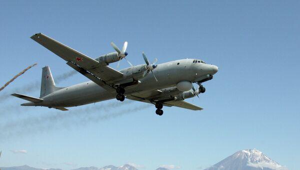 Противолодочный самолет Ил-38. Архивное фото