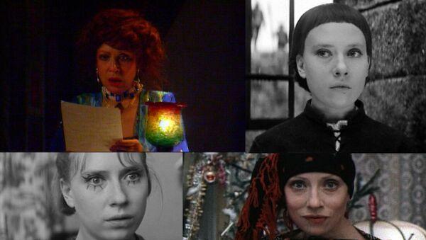 Играть только свое - архивные кадры к 70-летию Инны Чуриковой