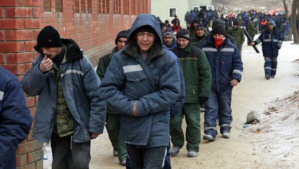 Иностранные рабочие. Архивное фото