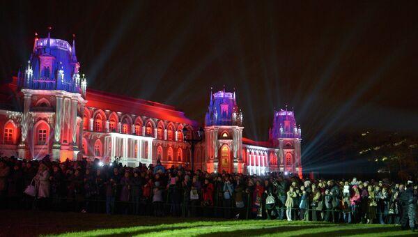 Московский международный фестиваль Круг света, фото с места событий