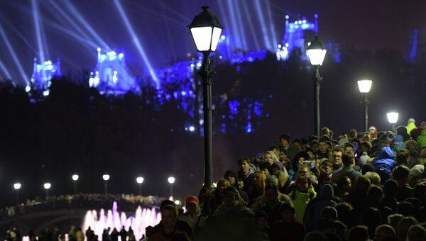 Московский международный фестиваль Круг света, архивное фото