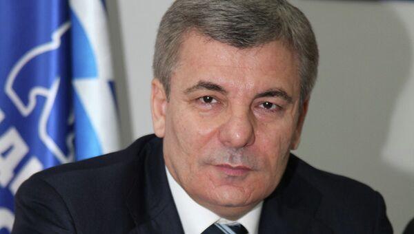 Арсен Каноков. Архивное фото