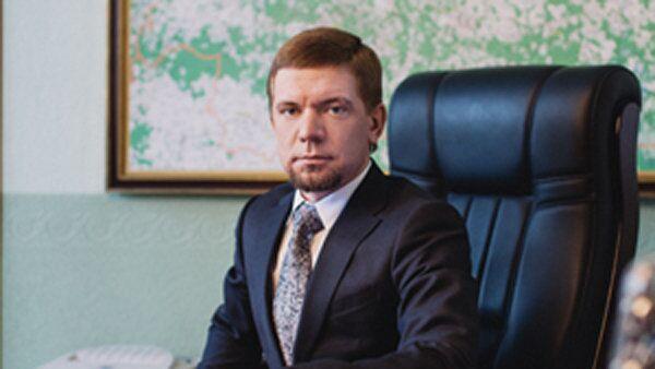 Глава администрации городского округа Кинешма Андрей Чужбинкин, архивное фото