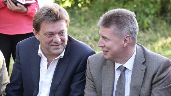 Кляйн в случае избрания мэром Томска испытает замов в течение полугода, архивное фото