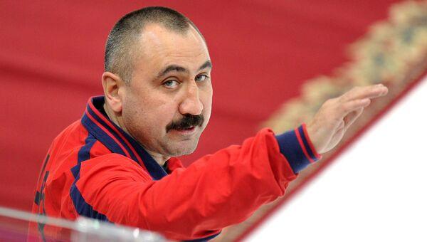 Александр Лебзяк. Архивное фото