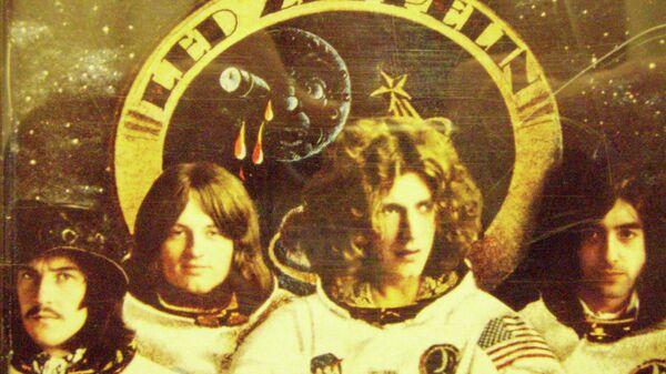 Рок-группа Led Zeppelin