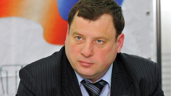 Депутат Законодательного собрания Красноярского края Юрий Швыткин