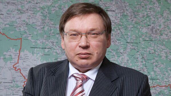 Временно исполняющий обязанности губернатора Ивановской области Павел Коньков. Архивное фото