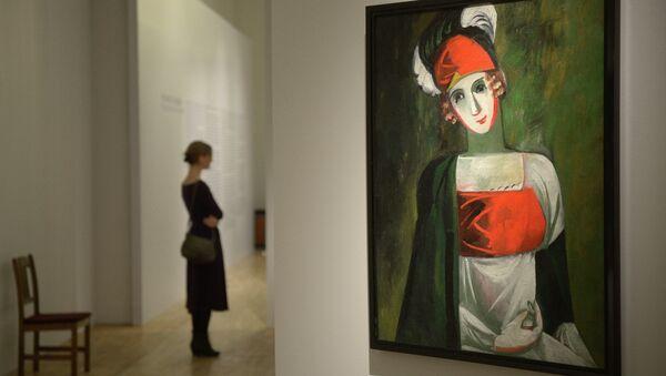 Открытие выставки Наталия Гончарова. Между Востоком и Западом