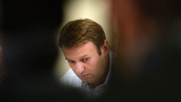 Рассмотрение апелляционных жалоб А.Навального по делу Кировлеса. Архивное фото