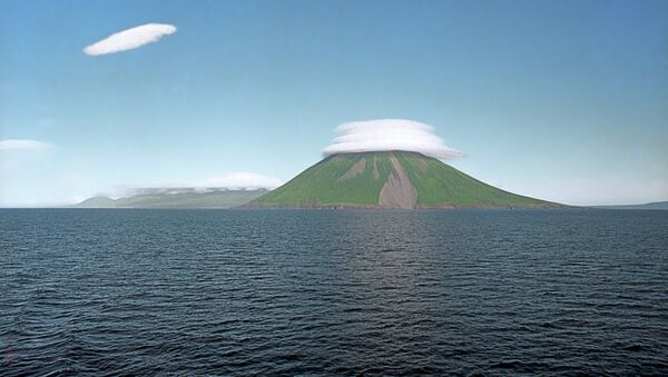 Курильские острова. Архивное фото.