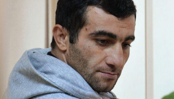 Орхан Зейналов, задержанный по подозрению в убийстве Егора Щербакова. Архивное фото
