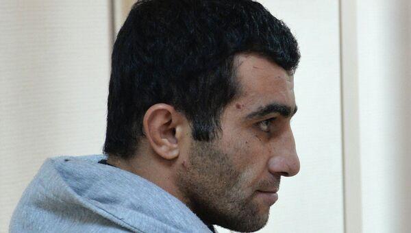 Арест Орхана Зейналова. Архивное фото