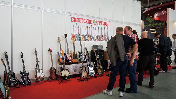 Выставка Музыка Москва, 2012 год, архивное фото