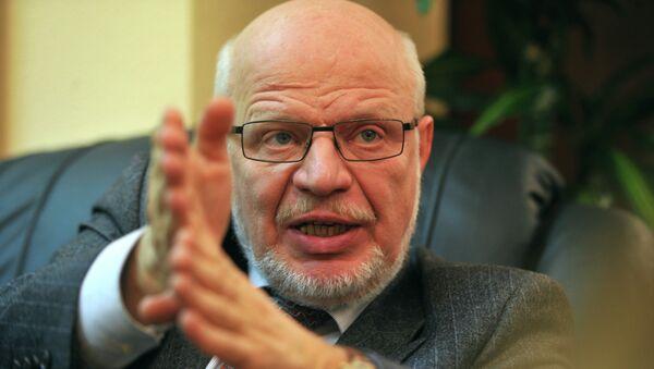 Председатель президентского Совета по правам человека Михаил Федотов. Архивное фото