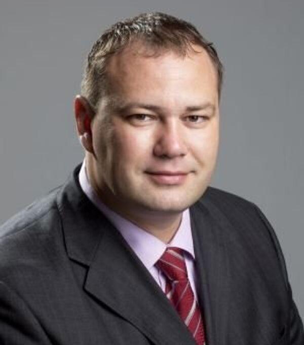 Депутат Законодательного собрания Приморского края Алексей Козицкий