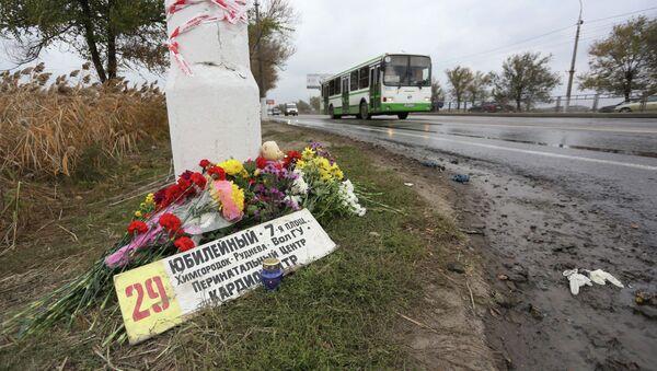Траур по погибшим в теракте в Волгограде. Архивное фото