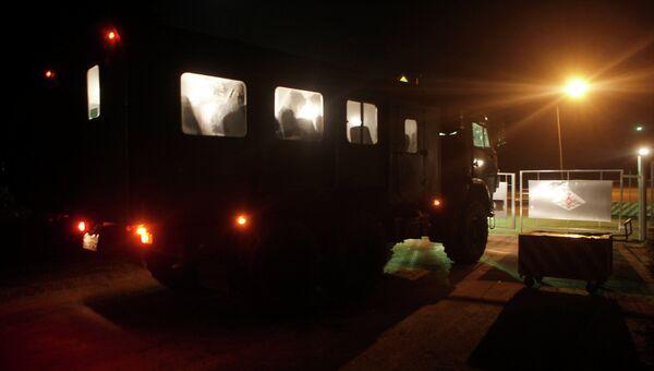 На военном полигоне в Псковской области прогремел взрыв, фото с места события