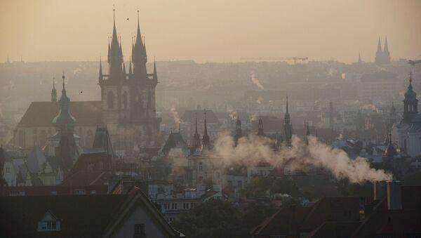 Зарубежные страны: Чехия. Архивное фот