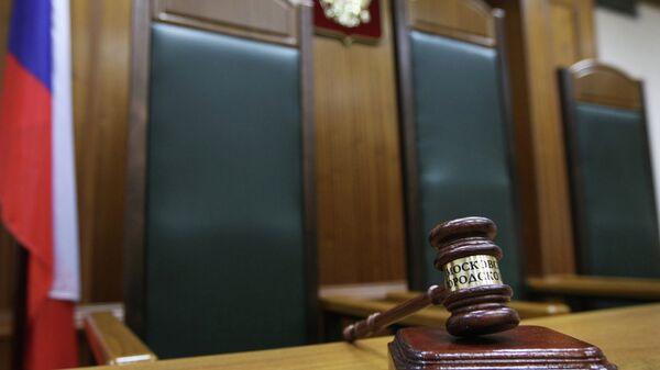 Кресло судьи. Архивное фото