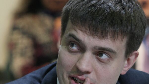 Михаил Котюков. Архивное фото